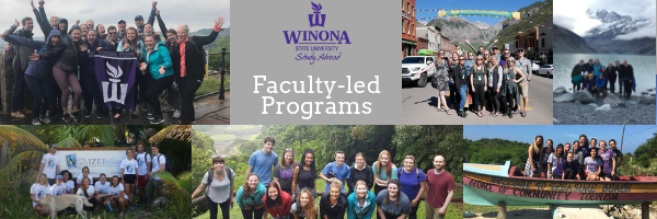 Faculty-led programs